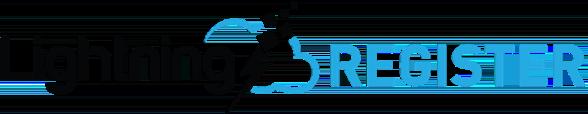 Lightning Register