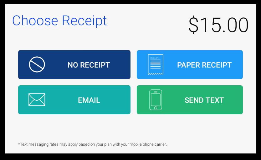 resend receipt options poynt help center