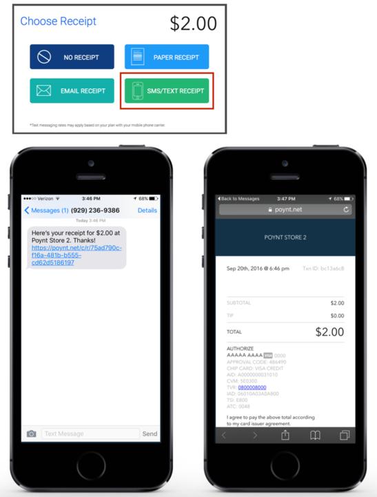 merchant updates september 2016 poynt help center
